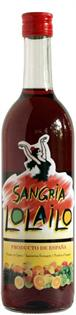 Lolailo Sangria 750ml - Case of 12
